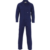 Lightweight Cool-Breeze Cotton Drill Coverall