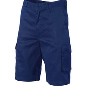 Middleweight Cool-Breeze Cotton Cargo Shorts