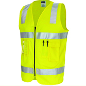 Day/Night Cotton Safety Vests