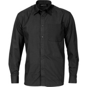 Polyester Cotton Business Shirt - Long Sleeve